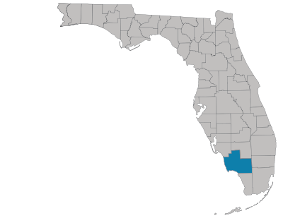 Collier County Map